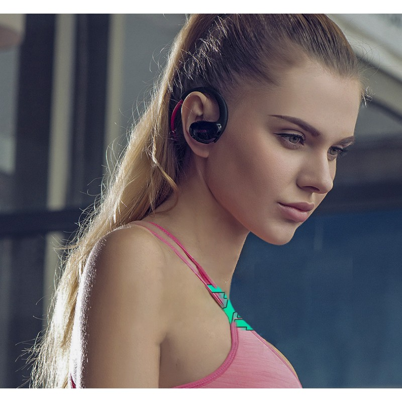 Dacom Athlete Sports Wireless Bluetooth 4.1 Stereo Earphone With Microphone