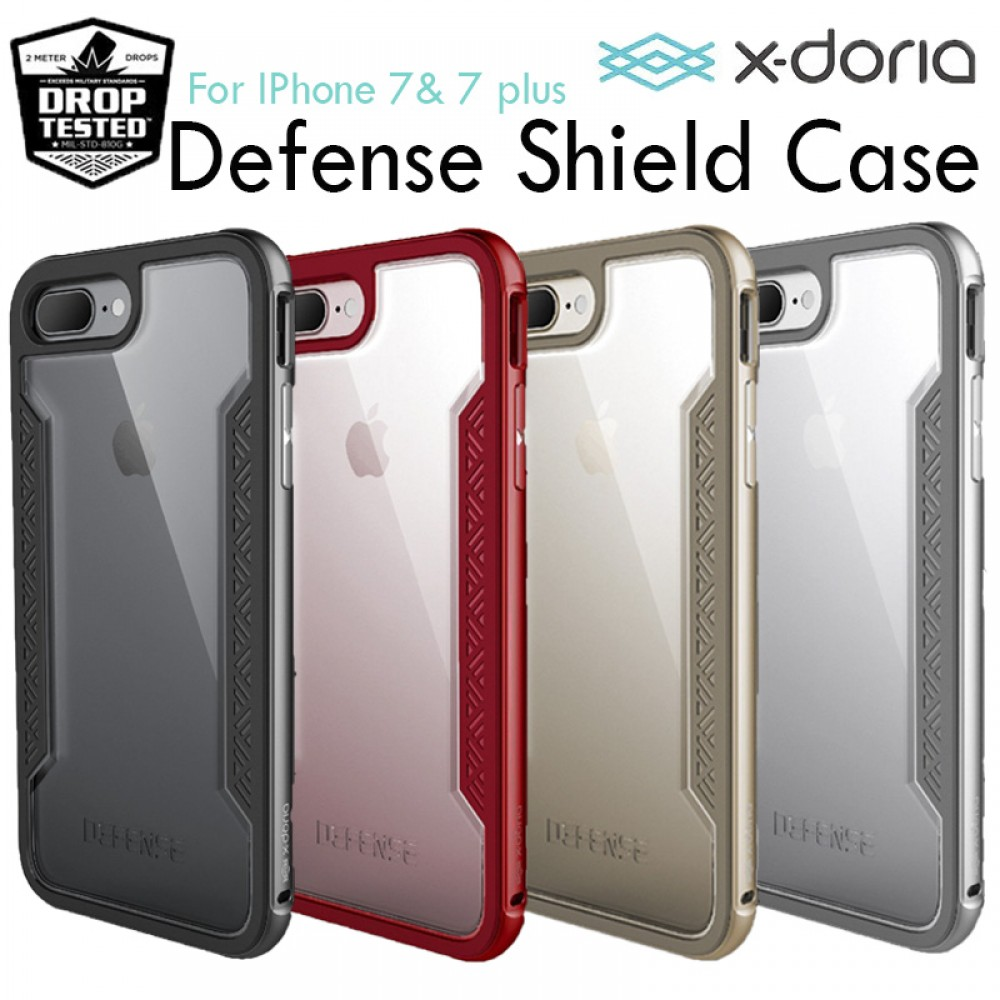new products 65d11 07d9e Defense-Shiled-Case-full-body-military-grade-iPhone-7Plus-protective-case-Metal-iPhone-case-Apple-Samsung-sydney