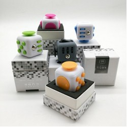Fidget Cube Anxiety Stress Relief Focus Gift toys Adults Kids Attention Therapy