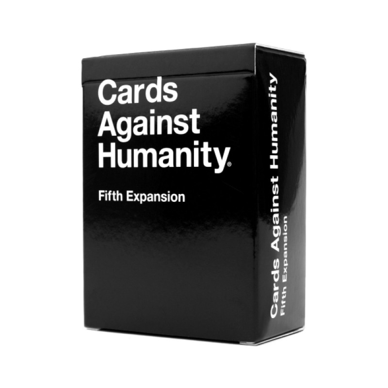 Cards Against Humanity Fifth (5th) Expansion - Great Party Game with Friends