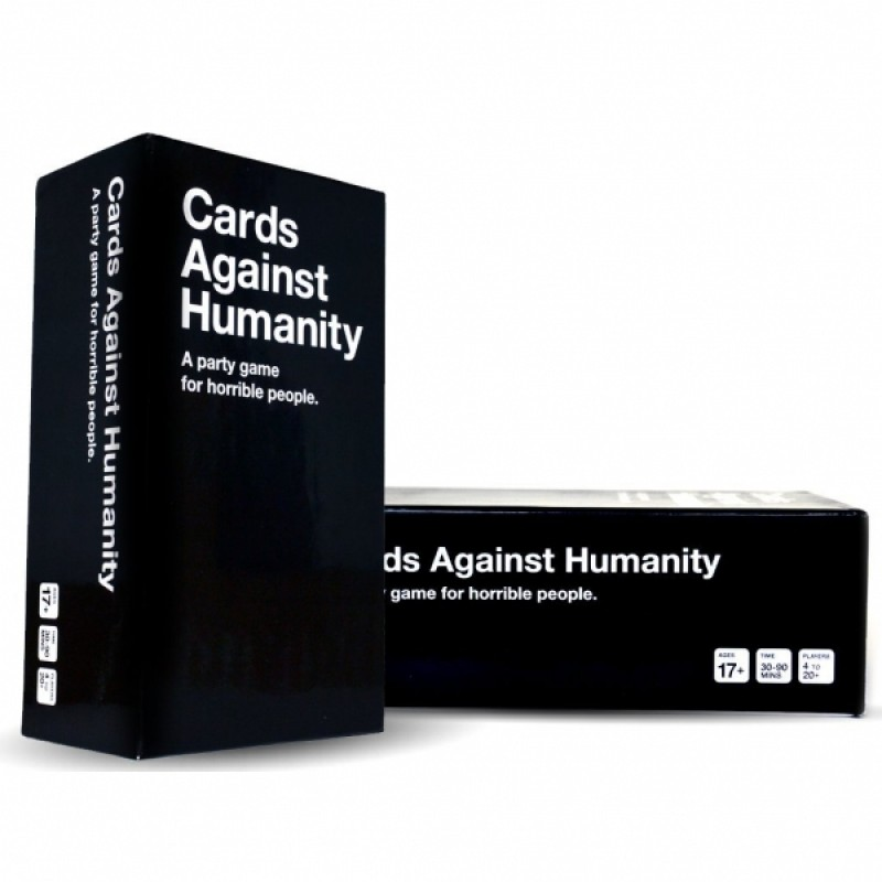 Cards Against Humanity - Standard Edition - Great Party Game with Friends