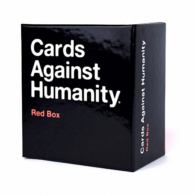 Cards Against Humanity Red Box - Great Party Game with Friends