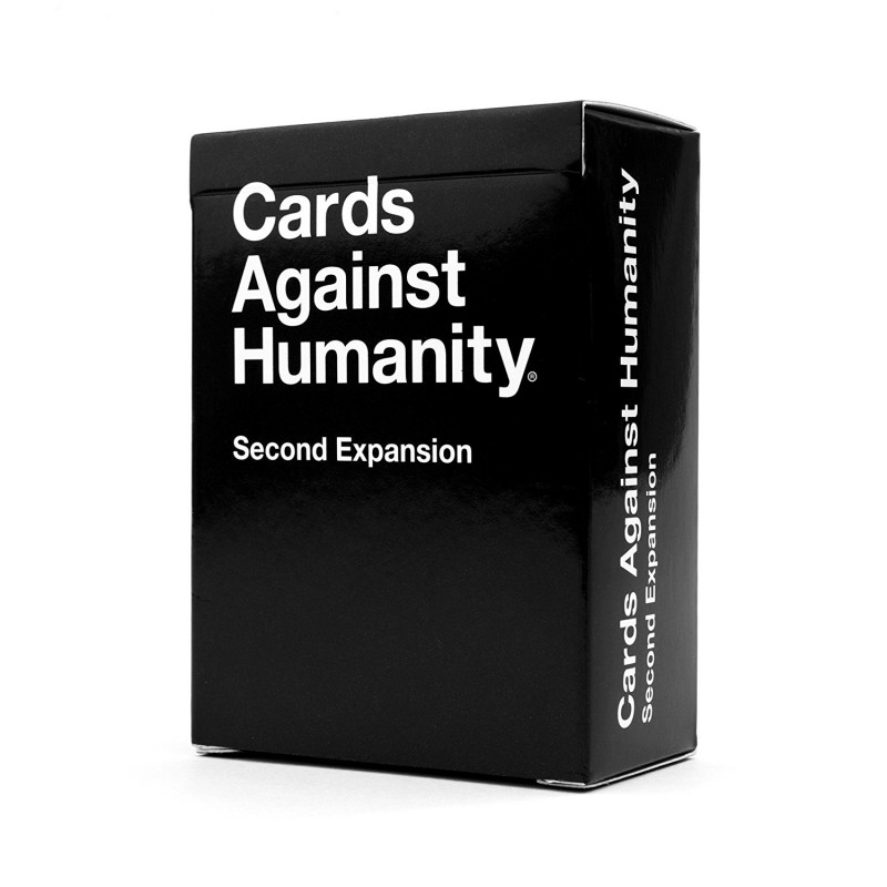 Cards Against Humanity Second (2nd) Expansion - Great Party Game with Friends