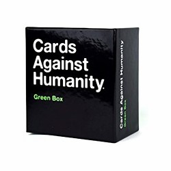 Cards Against Humanity Green Box - Great Party Game with Friends - have you shut the front door